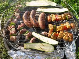 LAG BA OMER Barbecue