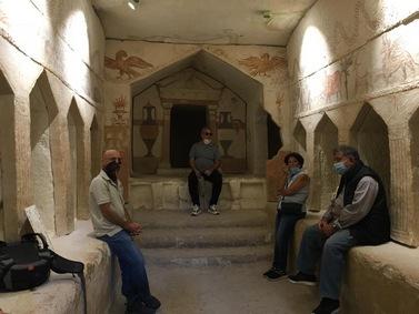 Balade a Beit Gouvrin