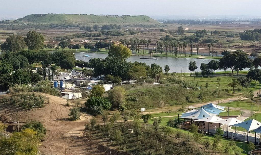 Parc Ariel Sharon